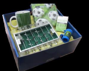 Fussball Geschenkkorb