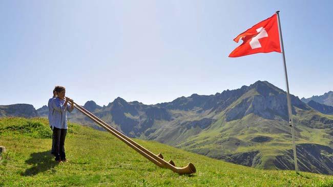Schweizer Geschenkkörbe
