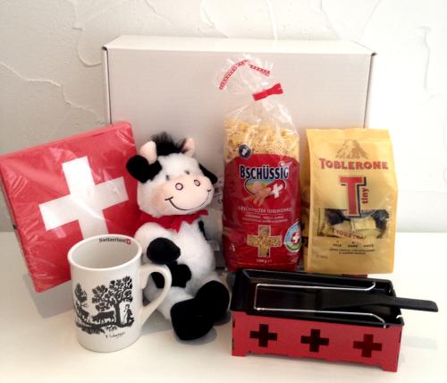 Schweizer Geschenk