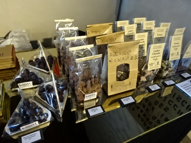 Geschenk Schokolade